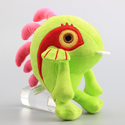 wwwl Plüschtier Murloc Plüsch Spielzeug Kuscheltiere Nette Fische Weichen Puppen Kinder Geschenk 8