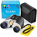 Kids Binoculars for Bird Watching – Spy Gear for Kids – Compact,...
