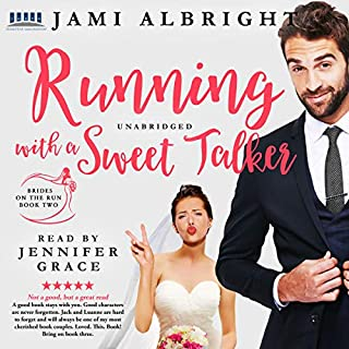 Running with a Sweet Talker cover art