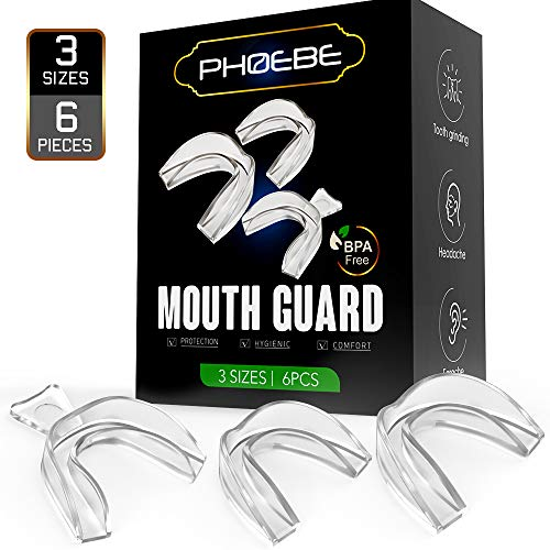 Mouth Guard for Grinding Teeth PHOEBE Night Dental Guards...
