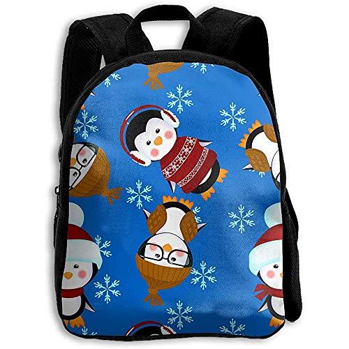 Daypacks,Lebkuchen-Weihnachtsbaum-Tierkarikatur-Rucksack, Lustiger Rucksack Bookbag Für Turnhallen-Athletisches Laufen