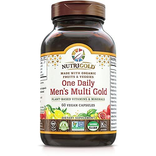 Nutrigold Organic One Daily Men's M…