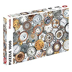 Timepieces 1000 Piece Jigsaw Puzzle