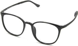 Cyxus Computer Glasses for Teens Blue Light Blocking (Ultem Lightweight flexible) Reduce Eyestrain Headache Sleepbetter (black)