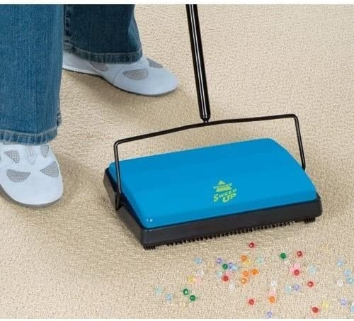 Rare Carpet Sweepers Bissell Sweep-up Pets Cord Sweeper SALENEW very popular! Floors
