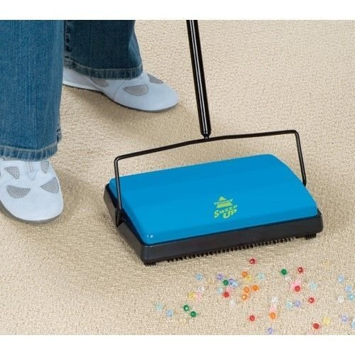 Carpet Sweepers Bissell Sweep-up Sweeper Pets Carpet Floors Cordless Perfect for Cat Litter