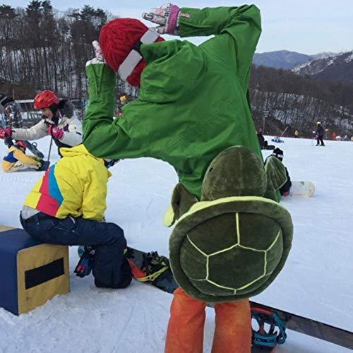 Kinder Knieschoner Schützer Schildkröte Steißbein Hüfte Steißbein Schutz Schildkröte Ski Hüftpolster Knieschoner Wasserdichtes Gewebe Wintersport Schutzausrüstung Für Skateboard Roller Skaten Fahren