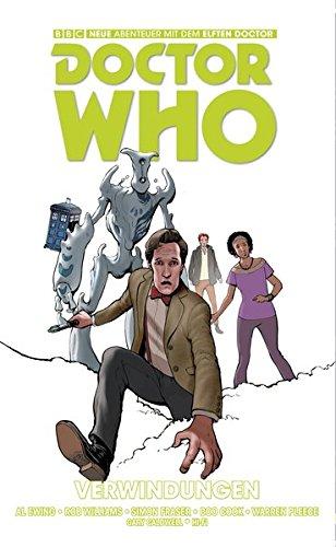 Doctor Who - Der elfte Doktor, Band 3: Verwindungen (Comic)