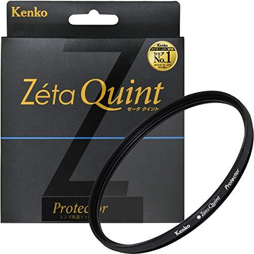 Kenko レンズフィルター Zeta Quint プロテクター 82mm レンズ保護用 112823