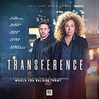 Transference cover art