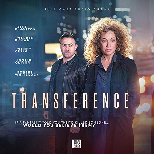 Transference Audiobook By Jane Slavin,                                                                                        Roland Moore,                                                                                        Andrew Smith,                                                                                        John Dorney cover art