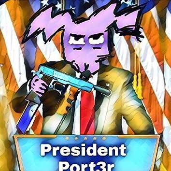 President Port3r