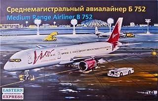 イースタンエクスプレス 1/144 ボーイング 757-200/VIM航空 プラモデル