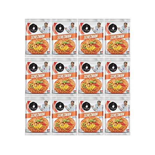Chings Schezwan Noodles 60 GMS Pack of 12