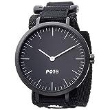 [プレイ] 腕時計 PL-0006-3 正規輸入品 ブラック