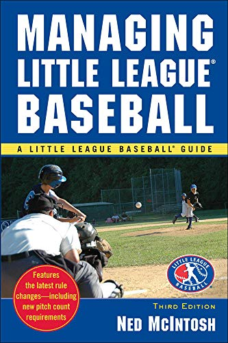 Managing Little League (Little League Baseball Guide)