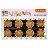 Rahms Croustade Mini 24 Tassen pro Packung 50 g (2 Stück)