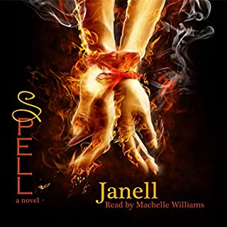 Spell audiobook cover art