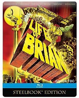 Monty Python's Life Of Brian - Steelbook Edition