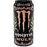 Monster Energy Mule Ginger Brew