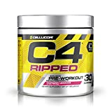 Cellucor C4 Ripped (30 Serv) Tropical Punch 1 Unidad 165 g