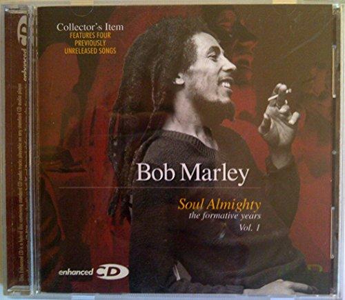 Alma Todo-Poderoso: os anos de formação, Vol. 1 [Audio CD] Marley, Bob