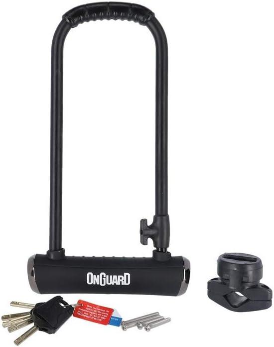 ONGUARD 38558002X Pitbull 高額売筋 U-Lock X-Series Shackle 1size ◆高品質 Black