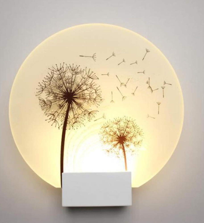 Innenlampen Dachboden LED Wandlampe führte moderne Hauptbeleuchtung der Wandlampe Innenleuchte, A