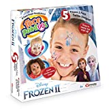 Face Paintoos FP201 Disney Frozen II Temporary Face Paint Tattoos