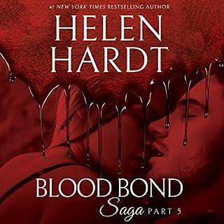 Blood Bond: 5 audiobook cover art