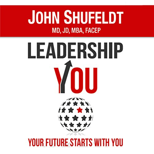LeadershipYOU: Your Future Starts with You audiobook cover art