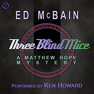 Three Blind Mice cover art