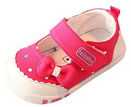 La Vogue Zapatos Bebé Primeros Pasos Antideslizante