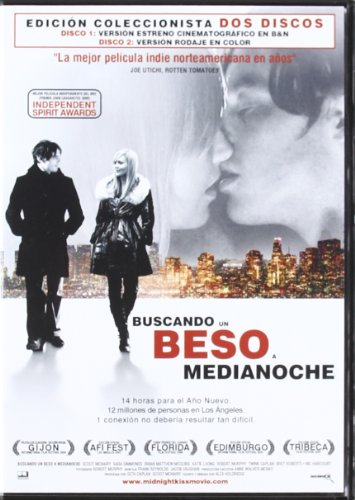 Buscando Un Beso A Medianoche [DVD]