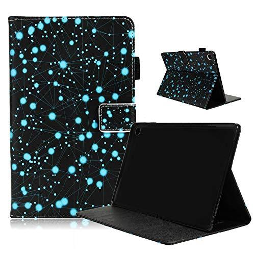 GHC Pad Fundas & Covers para la pestaña Lenovo 4 10 más 10.1 Pulgadas, Anti Descenso Funda Caqueta Protectora de la Tableta Folio Flip Tablet Funda para Lenovo Tab 4 10 Pulgadas