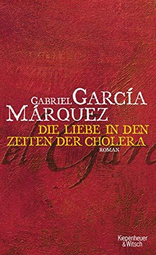 Die Liebe in Zeiten der Cholera: Roman - Sonderausgabe