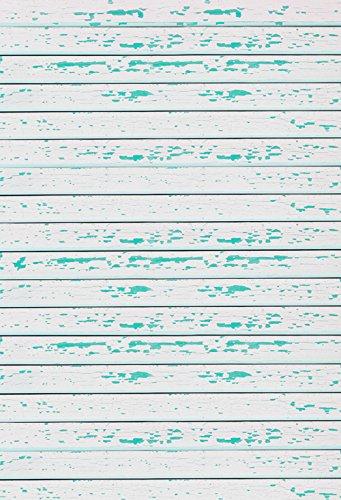 Coloc Photo 55* 80cm telones de fondo verde rosa Emulational blanco de piso de madera de vinilo recién nacido Pastel Animal impermeable al agua de fondo la fotografía para estudio fotográfico z-023