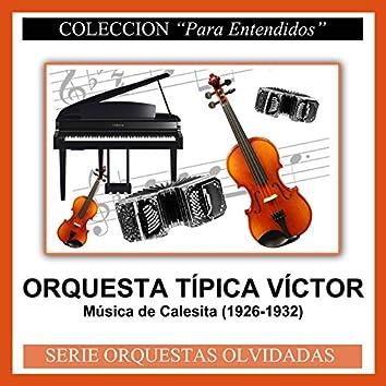 Música de Calesita (1926-1932)