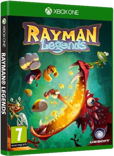 Rayman Legends [AT - PEGI] - [Xbox One]