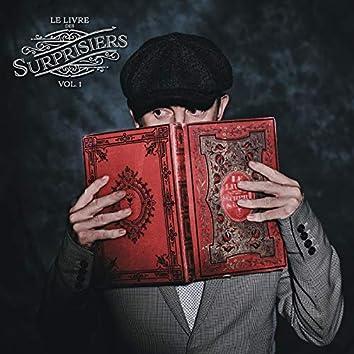 Le livre des surprisiers