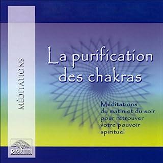 Couverture de La purification des chakras