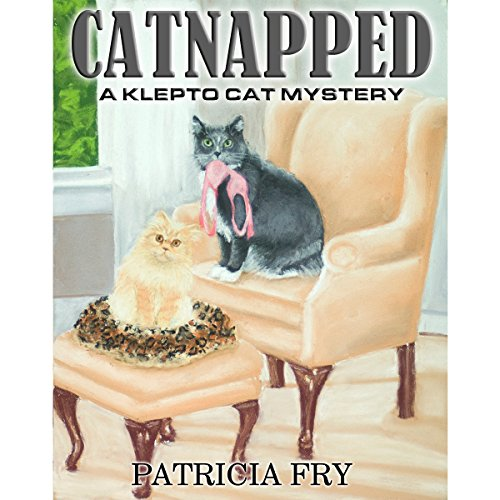 Catnapped audiobook cover art