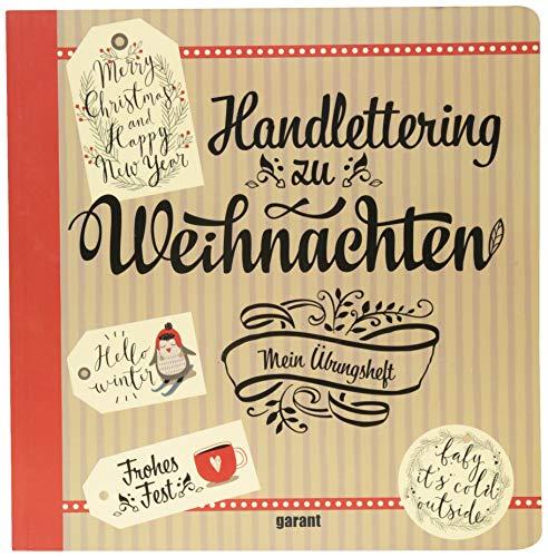 Handlettering zu Weihnachten