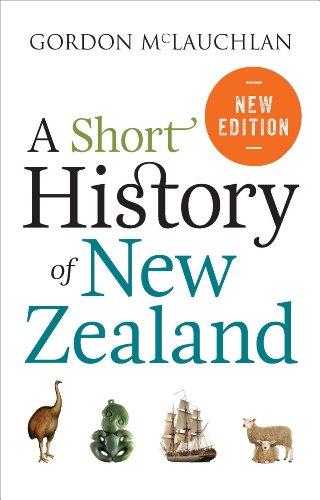 A Short History of New Zealand (English Edition)