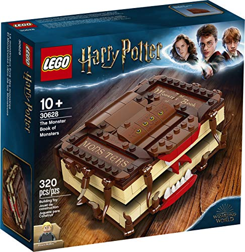 LEGO Harry Potter 30628 - Juego de libro de monstruos