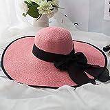 Sombrero de verano de estilo coreano para mujer Sombrero lis