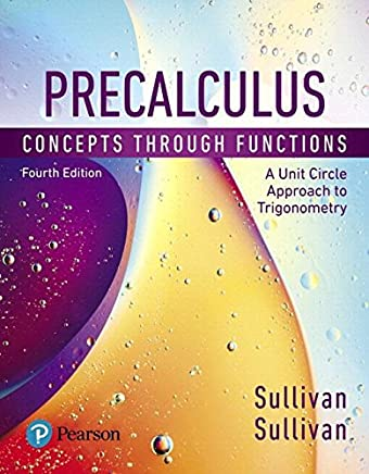 Precalculus + Mymathlab With Pearson Etext Access Card: Concepts Through Functions, a Unit Circle Approach to Trigonometry, Books a La Carte Edition