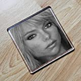 Samantha Womack - Original Art Coaster #js005