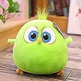 Ahdzqu Grand Movie Angry Birds Angels Animales de Felpa de niños Plus Muñecas Pueden Agregar Juguetes 10 cm