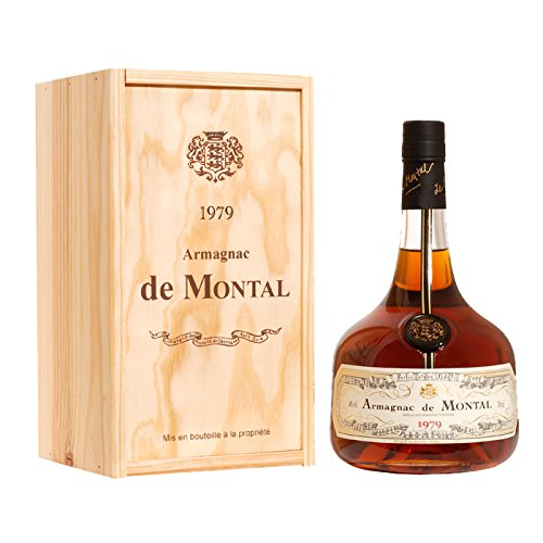 アルマニャック・ド・モンタル 700ml 1986年 (昭和61年) armagnac de montal 箱入りヴィンテージ ブランデー